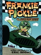 Eric Wight - Frankie Pickle and the Pine Run 3000, e-kirja