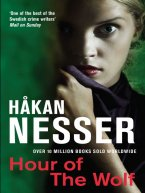 Håkan Nesser - Hour of the Wolf, e-kirja