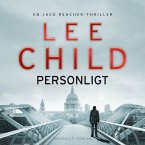 Lee Child - Personligt, äänikirja