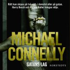 Michael Connelly - Gatans lag, äänikirja