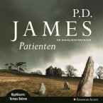 P.D. James - Patienten, äänikirja