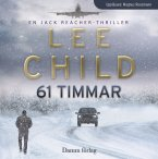 Lee Child - 61 timmar, äänikirja