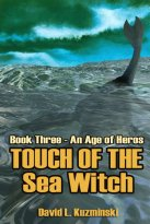 David Kuzminski - Touch of the Sea Witch, e-kirja