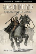 Kenneth C. Flint - Riders Of The Sidhe, e-kirja