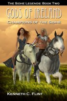 Kenneth C. Flint - Champions Of The Sidhe, e-kirja