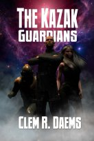 C. R. Daems - The Kazak Guardians, e-kirja