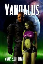 James Scott DeLane - Vandalus, e-kirja