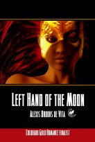 Alexis Brooks de Vita - Left Hand Of The Moon, e-kirja