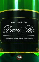 Max Manner - Demi-Sec, e-kirja