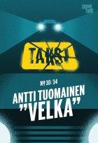 Synkkä niin kuin sydämeni - Antti Tuomainen - e-kirja | Elisa Kirja