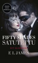 E L James - Fifty Shades - Satutettu, e-kirja