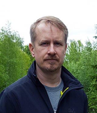 Marko Yrjövuori Kirja