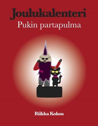 joulukalenteri 2018 kirja Joulukalenteri: Pukin partapulma   Riikka Koksu   E kirja   Elisa  joulukalenteri 2018 kirja