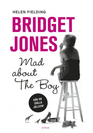 Listen to Bridget Jones Mad About the Boy by Helen Fielding at